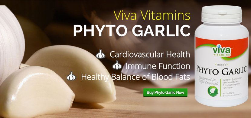 Phyto Garlic Vitamins