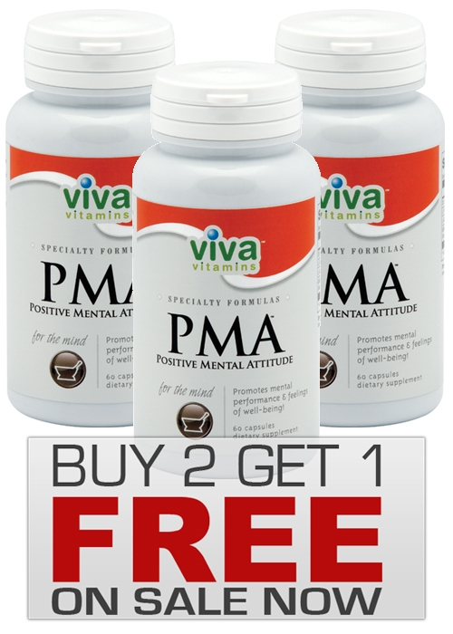 PMA VITAMINS ON SALE