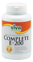 complete vitamin E 200mg