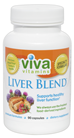Liver Blend vitamins for healthy liver functions